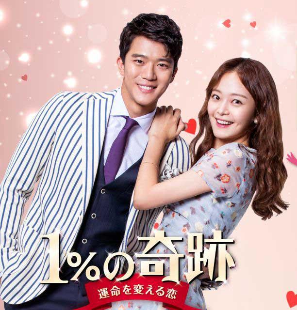 韓国ドラマ-1%の奇跡(2016)