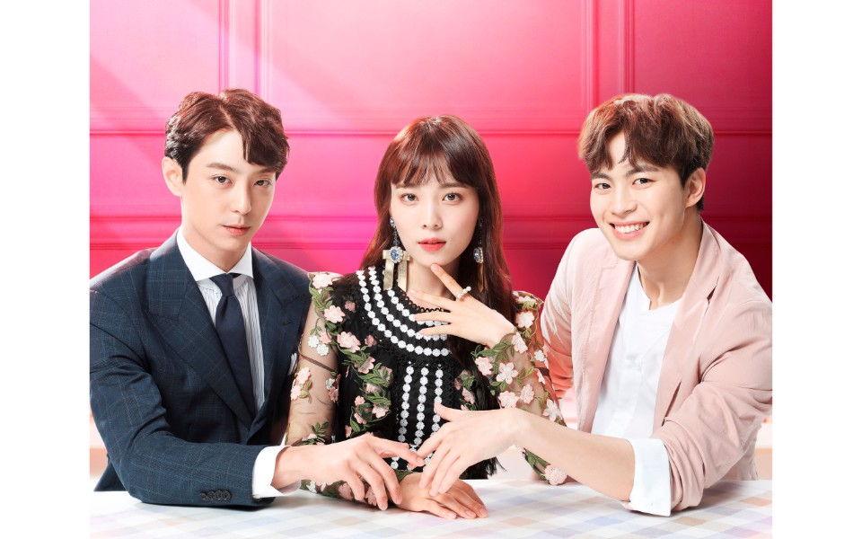 魔女の愛-韓国ドラマ